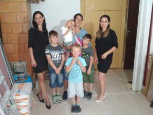 Mama i jej czwórka synów już wkrótce znów będą razem