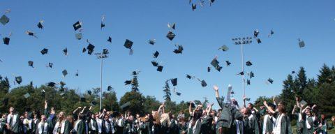 jaki kierunek studiów wybrać, absolwenci, rozdanie dyplomów