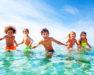 Przygotować dziecko na obóz letni, dzieci, wakacje, morze, zabawa