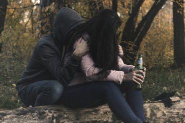 Alkoholizm dzieci i młodzieży